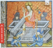 Passion & resurrection : music inspired by Holy Week