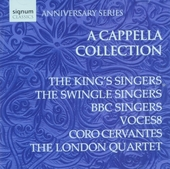 A cappella collection : Signum anniversary series