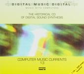 Computer music currents 13. vol.13