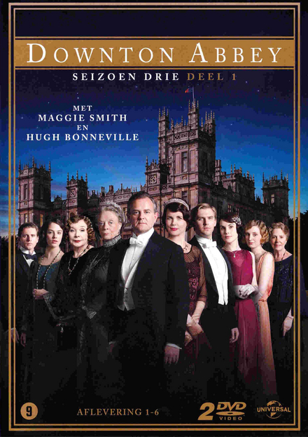 Downton Abbey. Seizoen 3, Deel 1