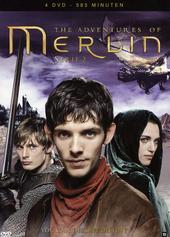 The adventures of Merlin. Serie 2