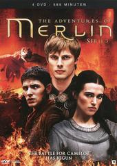 The adventures of Merlin. Serie 3