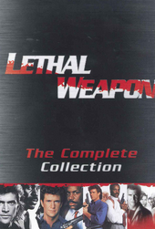 Lethal weapon : the complete collection