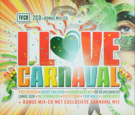 I love carnaval
