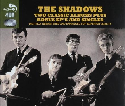 Two classic albums plus bonus ep's and singles