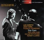 Star eyes : live in Amsterdam 1958