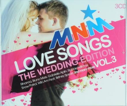 MNM love songs. Vol. 3, The wedding edition