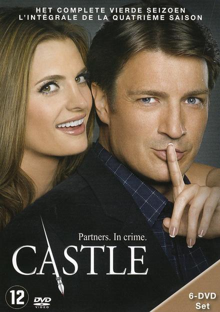 Castle. Het complete vierde seizoen
