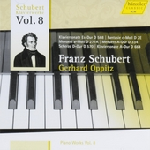 Piano works Vol.8. vol.8