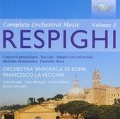 Complete orchestra music. Vol. 3