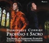 Profano e sacro : the music of Alessandro Scarlatti