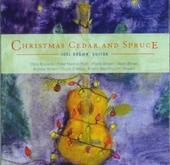 Christmas cedar and spruce