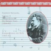 Friedrich Nietzsche volume II. vol.2