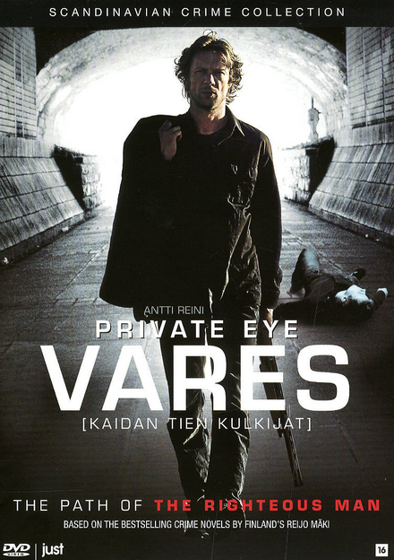 Private eye Vares : the path of the righteous amn