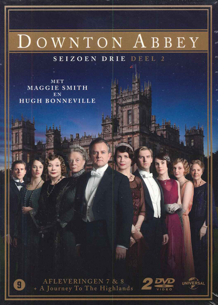 Downton Abbey. Seizoen 3, Deel 2