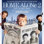 Home alone 2 : lost in New York : expanded original motion picture score