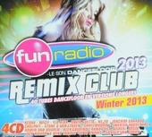 Fun radio remix club : Winter 2013