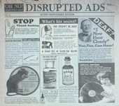 Disrupted ads. vol.1