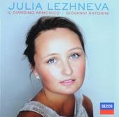 Alleluia : motets by Vivaldi, Handel, Porpora and Mozart
