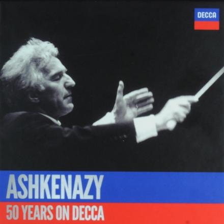 Vladimir Ashkenazy : 50 years on Decca