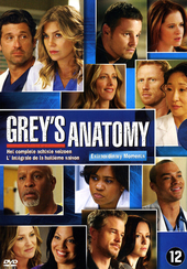 Grey's anatomy. Het complete achtste seizoen
