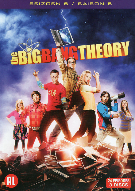The big bang theory. Seizoen 5
