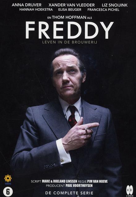 Freddy : leven in de brouwerij : de complete serie