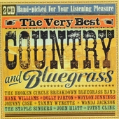 The very best country & bluegrass