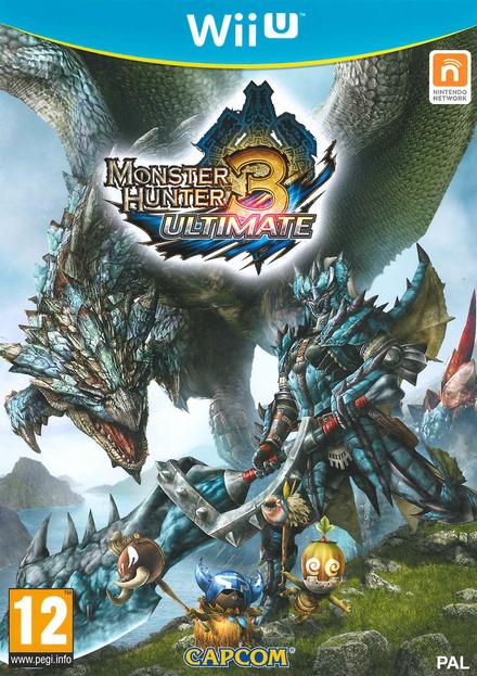Monster hunter 3 : ultimate