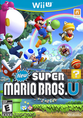 New Super Mario Bros.U