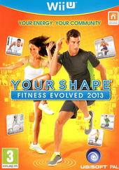 Your shape : fitness evolved 2012