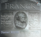 Franck : Le testament musical