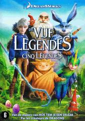 De vijf legendes