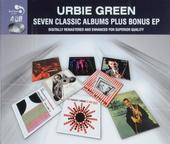 Seven classics albums plus bonus ep