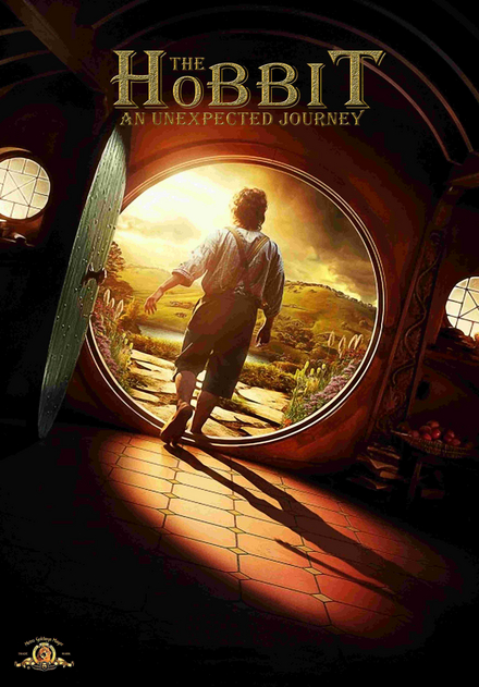 The hobbit. [1], An unexpected journey