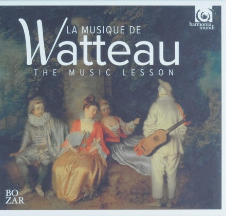 La musique de Watteau : the music lesson