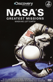 NASA's greatest missions : when we left earth