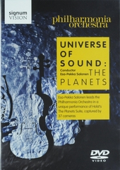 Universe of sound : the planets