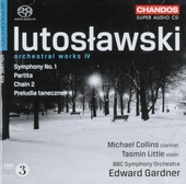 Orchestral works. IV