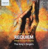 Requiem : tributes to Josquin Desprez