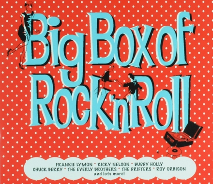 Big box of rock 'n' roll