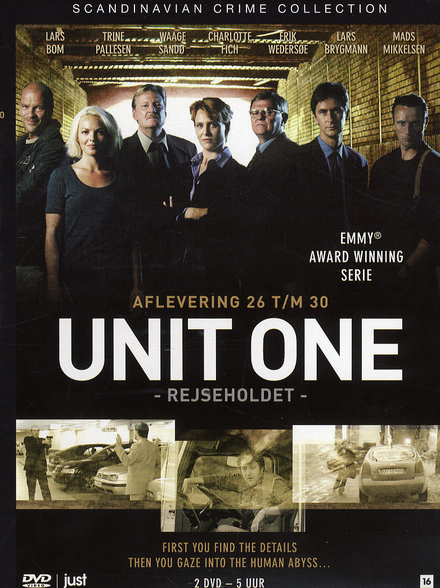 Unit one. Afl. 26 t/m 30