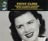 Three classic albums plus bonus singles