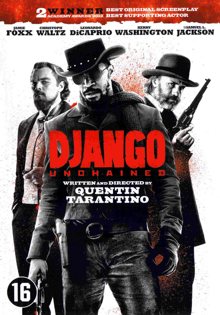 Django unchained / written and dir. by Quentin Tarantino
