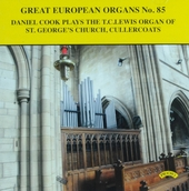 Great European organs no.85. vol.85