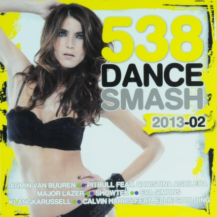 Radio 538 dance smash 2013. vol.2