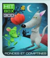 Hit box : Rondes et comptines