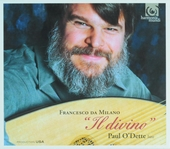 Il divino : the lute music of Francesco da Milano 1497-1543