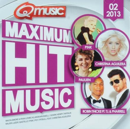 Maximum hit music 2013. Vol. 2