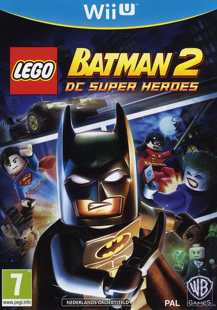 Batman 2 : DC super heroes